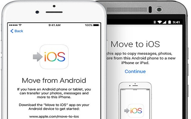 Apple's 'Move to iOS' App is Now Available in Play Store