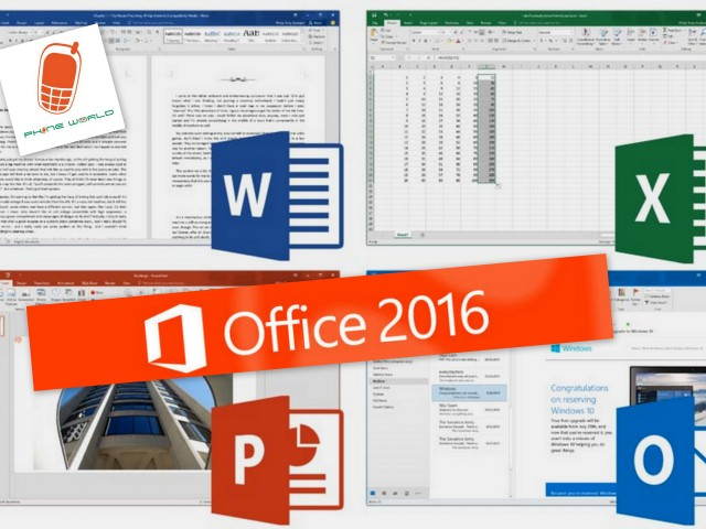 Office 2016 Expected to Launch on September 22, 2015