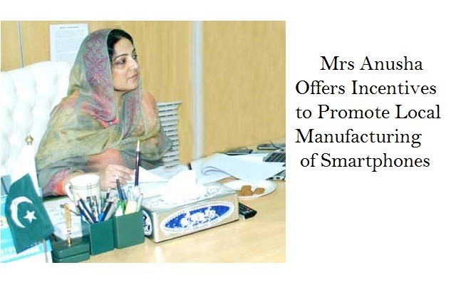 Mrs Anusha Offers Incentives to Promote Local Manufacturing of Smartphones