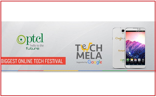 PTCL Collaborated with Google to Promote Tech Mela