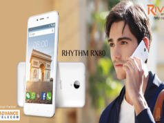 Rivo Rhythm RX80 and RX65 TVC