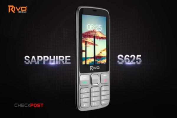 Rivo Sapphire S625 TVC