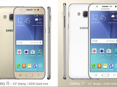 Samsung Launches Galaxy J Series J5 and J7 in Pakistan