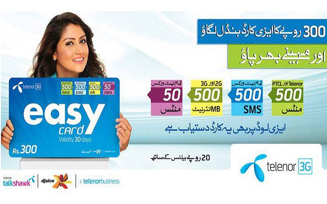 Telenor Easy Card TVC