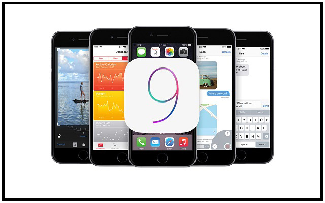Apple's Operating System iOS 9 is here with Interesting New Features