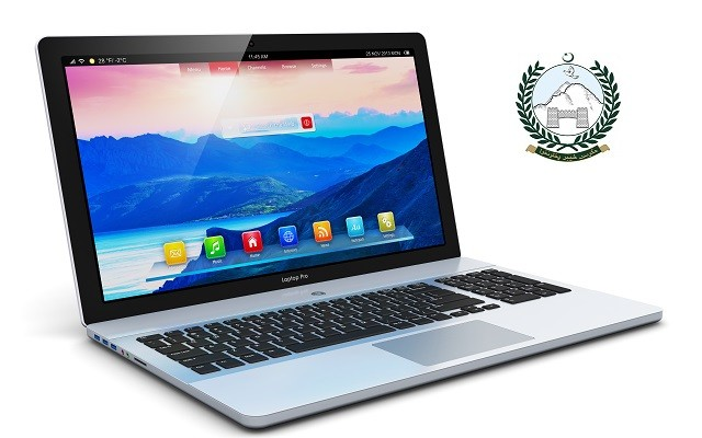 KPK Govt to distribute special laptops among blind students soon