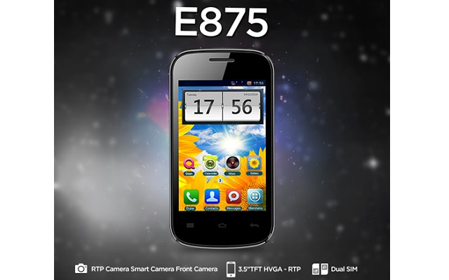 QMobile Introduces a Low Price Smartphone E875-Available at Rs 3650