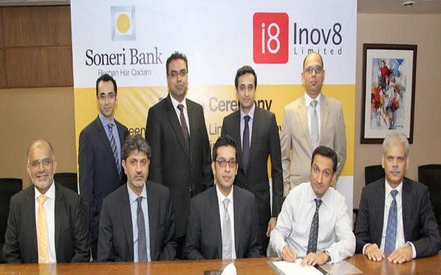 Soneri Bank and Inov8 Signs Agreement for MFS