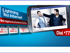 Warid Double Faida Offer TVC