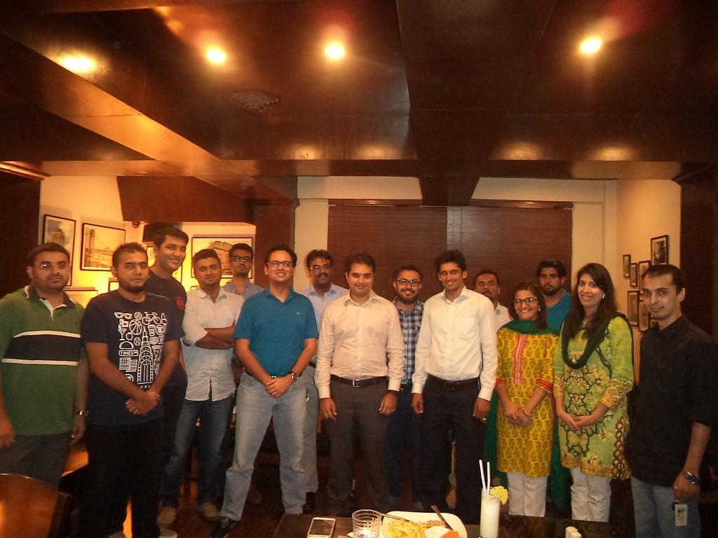 Lamudi Pakistan Hosts Bloggers Meet up in Islamabad