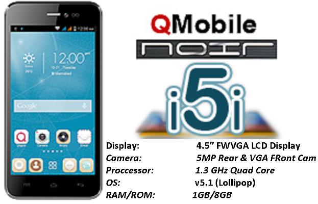 Image result for qmobile i5i classic
