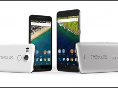 Google Revealed Two New Smartphones Nexus 6P and Nexus 5X