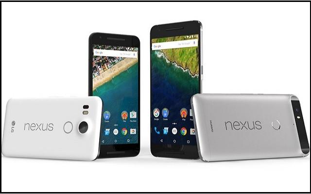 Google Revealed Two New Smartphones Nexus 6P and Nexus 5X