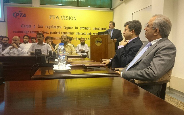 PTA Organizes a Constructive Session on Big Data, Big Opportunities for an Emerging Economy