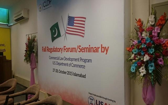 USAID Organizes Fall Regulatory Seminar Programs for Telecom Sector of Pakistan