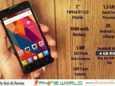 QMobile-Noir-i6i-Review