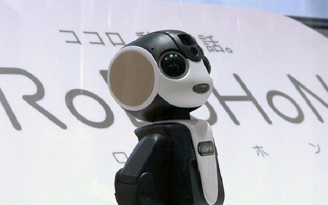 Sharp to Introduce Robot Smartphone in 2016