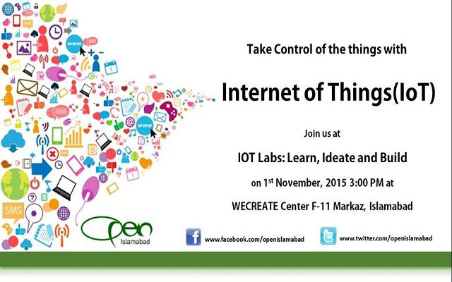 Take Control of the Things with Internet of Things