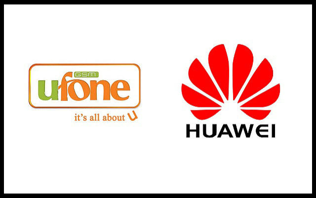 Ufone Signs Managed Services Contract with Huawei