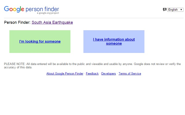 google-launches-person-finder-to-help-locate-missing-persons-in-pakistan-afghanistan-india-earthquake