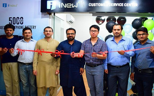 iNew Inaugurates Their First Customer Service Center in Pakistan