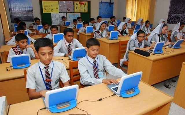 KPK Govt Plans to set up IT laboratories in all Government Schools