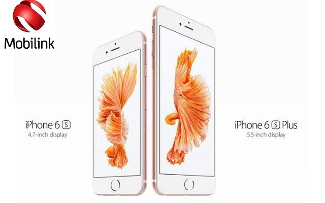 Mobilink Launches iPhone 6s and 6s Plus in Pakistan