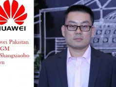 Shangxiaobo Shawn becomes New GM of Huawei Pakistan Devices