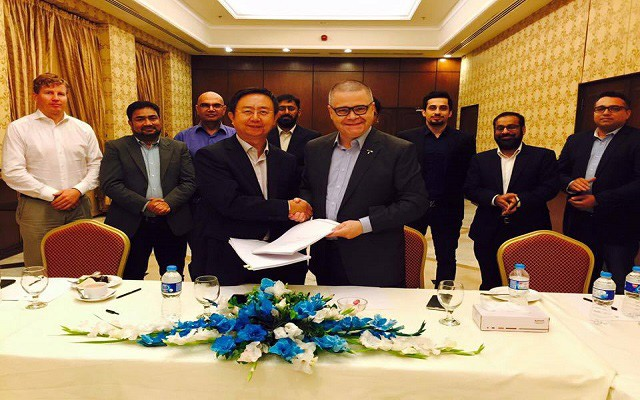 Zong & Telenor to Share Optical Fiber Network to Increase their Transmission Capacity