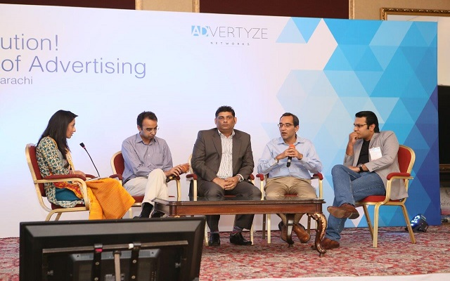 Advertyze Networks Held a Seminar Titled 'Digital Evolution! The Future of Advertising'