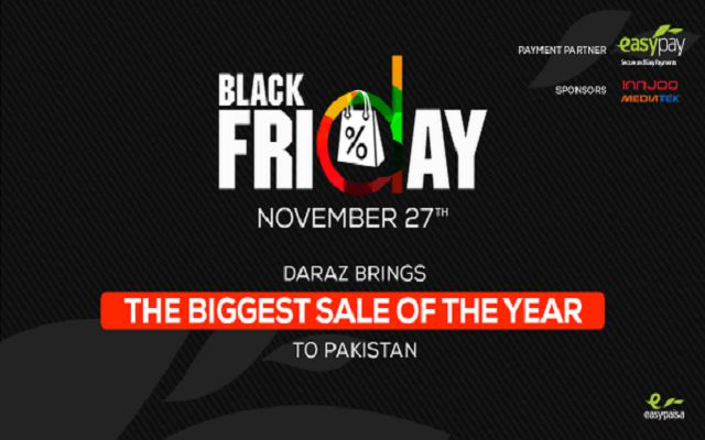 Black Friday is Coming to Pakistan: The Biggest Sales Event of The Year
