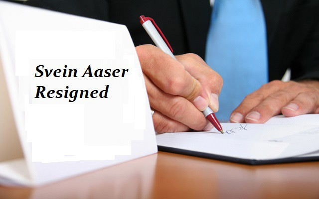 Svein Aaser Resigns as Chairman of Telenor ASA