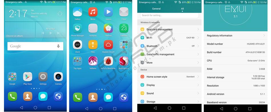 Huawei Honor 7i Review