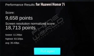 Huawei Honor 7i Review