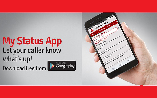 Mobilink Launches an Application for its My Status Service