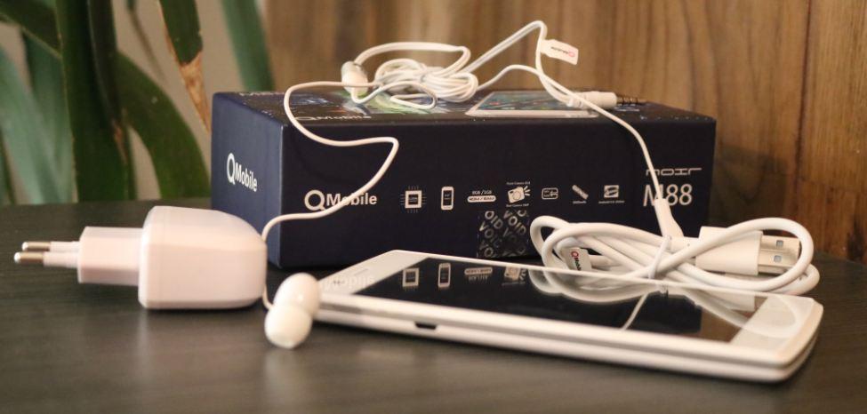 QMobile M88 Accessories