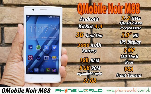 QMobile M88