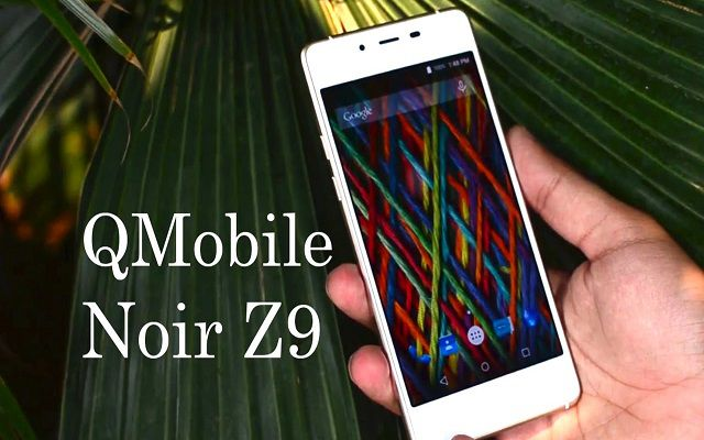 QMobile Reduces the Price of Noir Z9; Now Available at Rs.19500