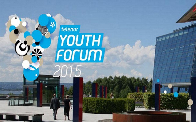 Pakistanis Win Places at Telenor Youth Forum in Norway