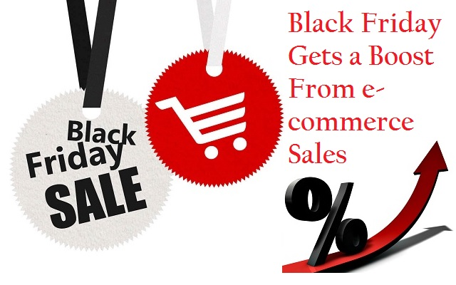 Black Friday Gets a Boost From e-commerce Sales
