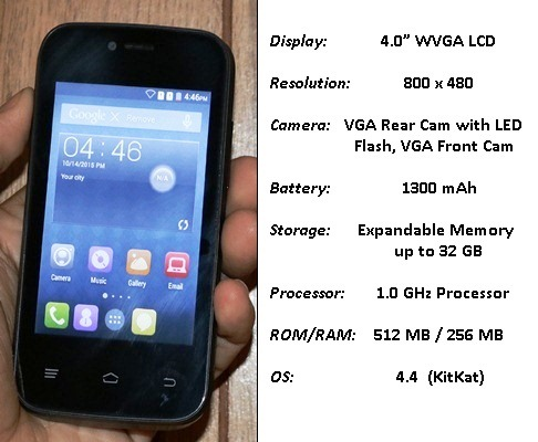 Photo of QMobile Bolt T10 Review: