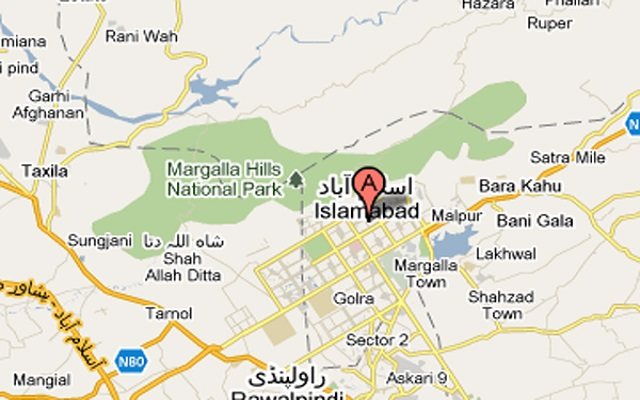 Now You Can See Offline Maps Of Any City Of Pakistan In Google - Map pakistan