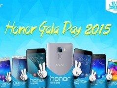 Huawei's Honor Gala Day Offers Big Discount in 20 Countries