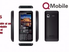 QMobile Introduces an Elegant Bar phone N225 at an Affoardable Price of Rs 1890