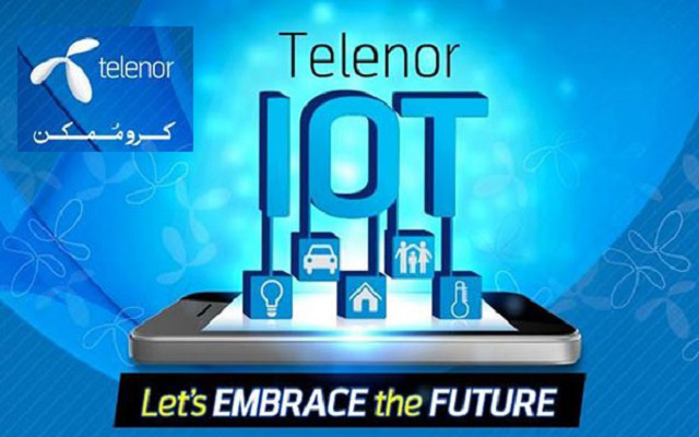 Telenor Pakistan Hosts the Country's Largest Internet of Things (IoT) Exhibition