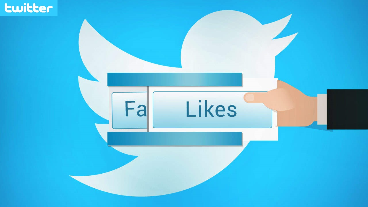 Twitter Announces to Replace Favorites with Likes