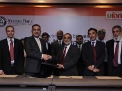 "Ufone and Meezan Bank Collaborates to launch ""Meezan-UPaisa"""