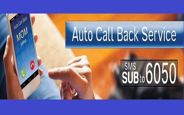Warid Introduces Auto Call Back Service