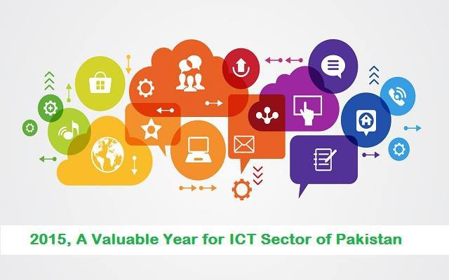 2015 Proves A Valuable Year for ICT Sector of Pakistan