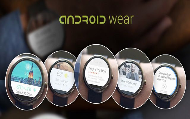 Google's Android Wear Might Become a Competition for Apple Watch